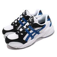 Asics Gel-BND White Blue Black Men Running Chunky Daddy Shoes 1021A145-101