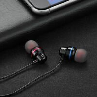 Type C USB-C Headset In-Ear Earbuds Earphone Headphone Built-in Microphone