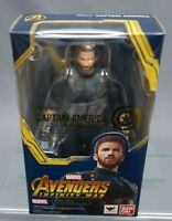 SH S.H. Figuarts Captain America Avengers Infinity War Bandai Japan NEW ***