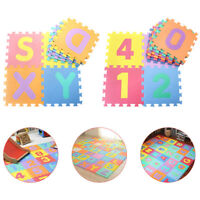 26Pcs Soft EVA Foam Numbers Puzzle Mat Pad Floor Baby Kids Toddler Game Play Toy