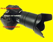 LENS ADAPTER+FLOWER HOOD to CAMERA NIKON Coolpix L810 L820 L830 62mm