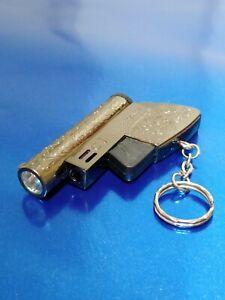 Vintage C.J Rifle Cigarette Lighter Butane Gas Graphite Colour G.W.O