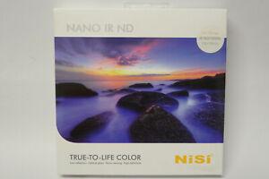 NiSi Nano iR  ND 1.000.000 ( 1000K ) 100x100 20 Stop Grafilter   Neuware