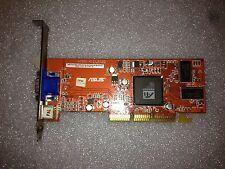 Scheda video Asus A7000/T/P/64M/A 64MB 109-A171GN-00 DDR AGP A7000-A171 VGA