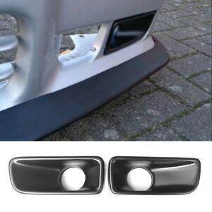 Nebelscheinwerfer Cover Blenden Lufteinlass Airintake passend für BMW E36 M ABS