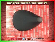 Sella nera monoposto Originale per Scarabeo 50cc cod AP8229416