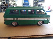 Vintage Chevrolet Corvair 95 Tin Toy Van Friction