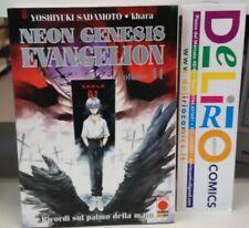 NEON GENESIS EVANGELION N.11 Ed. PLANET MANGA SCONTO 10%