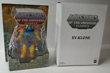 Masters Of The Universe Classics Sy-Klone Figure MOTU -- New/Sealed