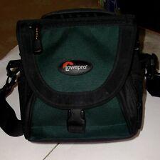Lowepro Nova Mini AW camera bag Sony, Canon, Nikon, etcetera (Green/Black)