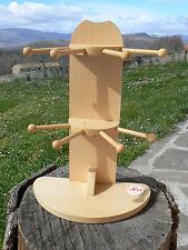 Sevi Espositore Porta Collane Porta monili in legno