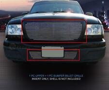 Fedar Fits 2004-2005 Ford Ranger Full Openning Polished Billet Grille Insert