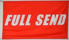 Full Send Banner Flag 3x5 Feet Nelk Nelkboys for The Boys banner US shipper