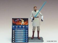STAR WARS Obi-Wan Kenobi CLONE COLLECTION CW 40 TCW SOTDS LOOSE