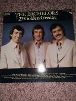 THE BACHELORS 25 GOLDEN GREATS WW 5068 WARWICK RECORDS VINYL LP ALBUM RECORD