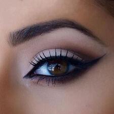 2pcs Perfect Cat Eye & Smokey Eye Makeup Eyeliner Models Template Top Bottom Eye