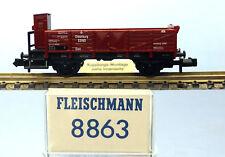 """Fleischmann N 8863; Offener Güterwagen """"Oldenburg"""", Epoche 1, in OVP /E803"""