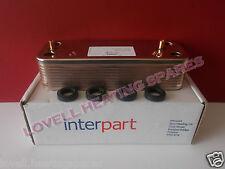 Baxi Combi Instant Potterton DHW Heat Exchanger 248723 5114708