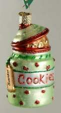 New box Merck Family's Old World Christmas Cookie Jar Ornament 10917674