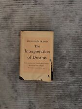 The Interpretation of Dreams: The Complete and Definitive Text Freud, Sigmund