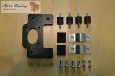 Motorrad Basisplatte für Garmin Zumo 590 / 595 vibrationsgedämpft