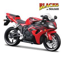 1:12 Maisto Escala Honda CBR1000R Kit Modelo Diecast Moto Rojo