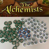 Quacks Of Quedlinburg - The Alchemists - 3D Printed Capsule Upgrade - Expansion