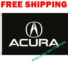ACURA Logo Flag Banner 3x5 ft Racing Car Show Garage Wall Decor Sign Gift NEW