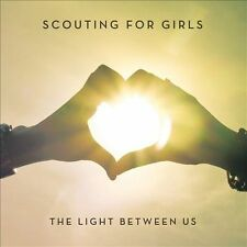 SCOUTING FOR GIRLS - THE LIGHT BETWEEN US (NEW CD)