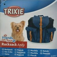 TRIXIE DOG CARRIER RUCKSACK FRIENDS ON TOUR RUCKSACK ANDY