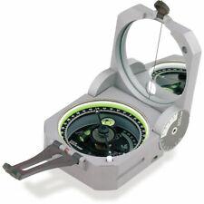 BRUNTON F-5010 Pocket Transit Compass 0-360 Scale NEW