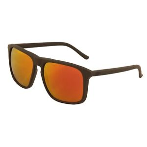 No Limits Sonnenbrille Pipe_Armygreen Herren Damen Grün Orange NEU & OVP