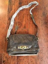 a388d173bfc5 NWOT FRYE Cameron Clutch Crossbody Leather Shoulder Bag Handbag - Dark Brown