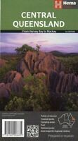 Central Queensland map  - (Hema   New. Latest edition Priority post
