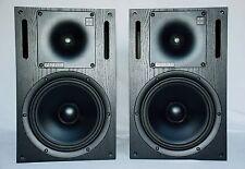 Genelec 1031a Studio Monitors