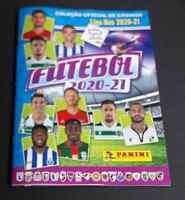 Panini Futebol 2020/21 Portugal NEW Empty Album + 2 packets portuguese league
