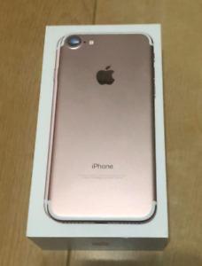 Apple iPhone 7 - 32GB - Rose Gold (Unlocked) A1778 (GSM) (CA)