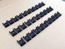 (30) J Style #14 Sheet Metal Screw U Clip Nut Fastener Nuts Ford GM Chrysler