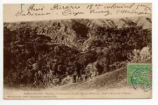 MADAGASCAR DIEGO SUAREZ Bataillon d'Infanterie Coloniale dans le ravin de Bésoka