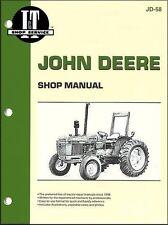 John Deere 2150 2155 2255 2350 1983-1994 Tractor Service Repair Workshop Manual