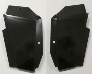 Repro Ford Falcon XR XT XW XY ZA ZB ZC ZD Sill End Cap Front Panel PAIR OF