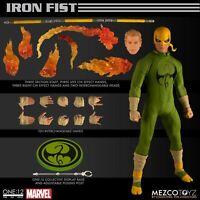 Mezco ONE:12 COLLECTIVE Marvels Iron Fist 6 inch action figure PRESALE