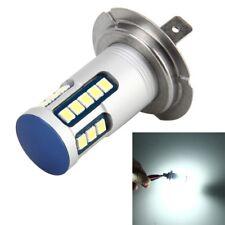 2 X Lampadine Led   H7 5W 600 LM 6000 24 LEDs SMD-2835 DC 12V luce bianca RIC-03