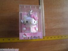 Hello Kitty Kurt Adler large glass Christmas Ornament Sanrio MIB 2010