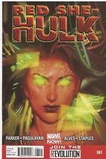 Red She-Hulk #61 (2013) VF/NM