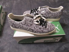 NIB PUMA CLYDE SNAKE SILVER SNEAKERS SHOES SIZE 13 BRAND NEW IN BOX