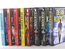 Odd Thomas by Dean Koontz (Complete 8-Book Series: Books 1-7 & Odd Interlude)