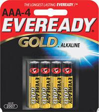 Eveready  Gold AAA Alkaline Batteries