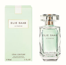 Elie Saab L'Eau Couture by Elie Saab for Women 3.0 oz/ 90 Ml Edt Spray Brand New