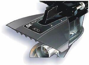 SE Sport SE300 GRAY Hydrofoil 40 to 350HP Outboard-Sterndrive Boat Stabilizer